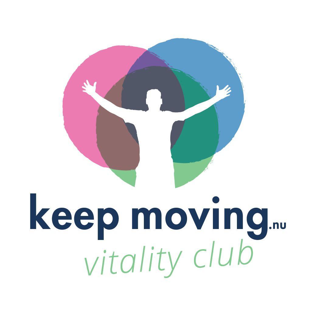 Logo Keep Moving Vitality Club